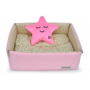 Cama Bichinho Chic Jully Plus Rosa