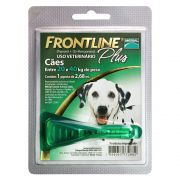Frontline Plus G 20 A 40Kg - 2,68Ml