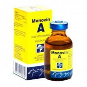 Vitamina Monovin A Injetavel 20 Ml  Bravet
