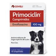 Antimicrobiano Primociclin 100 Mg Coveli