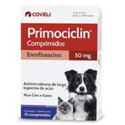 Antimicrobiano Primociclin 50 Mg Coveli