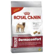 Ração Royal Canin Shn Medium dermacomfort para Cães Adultos E Idosos de Raças Médias