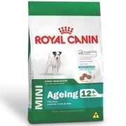 Ração Royal Canin Shn Mini Ageing 12+ para Cães Adultos de Raças Pequenas Acima de 12 Anos