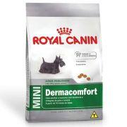Ração Royal Canin SHN Mini Dermacomfort para Cães Adultos ou Idosos de Raças Pequenas