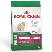 Ração Royal Canin Shn Mini Indoor Junior para Cães Filhotes de Raças Pequenas