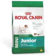 Ração Royal Canin SHN Mini Junior para Cães Filhotes de Raças Pequenas de 2 a 10 Meses