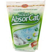 Sílica Absorcat 1,6 kg Micro Partículas Colosso