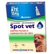 Spot Vet 3 1X3 Ml - 15 Kg Coveli