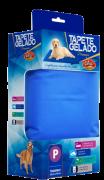 Tapete Gelado para Cães e Gatos Colosso - Azul