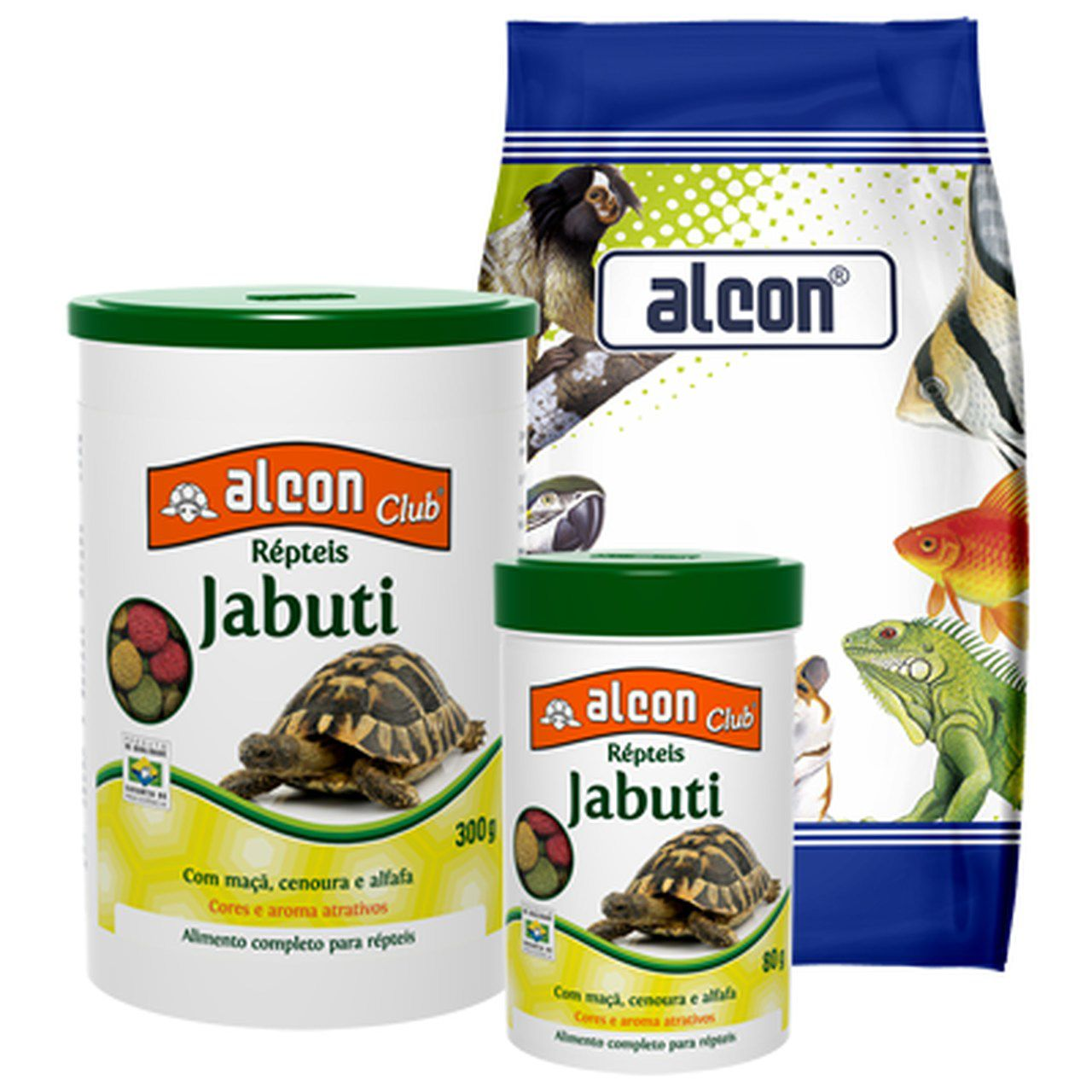 Alcon Club Jabuti 300 Grs