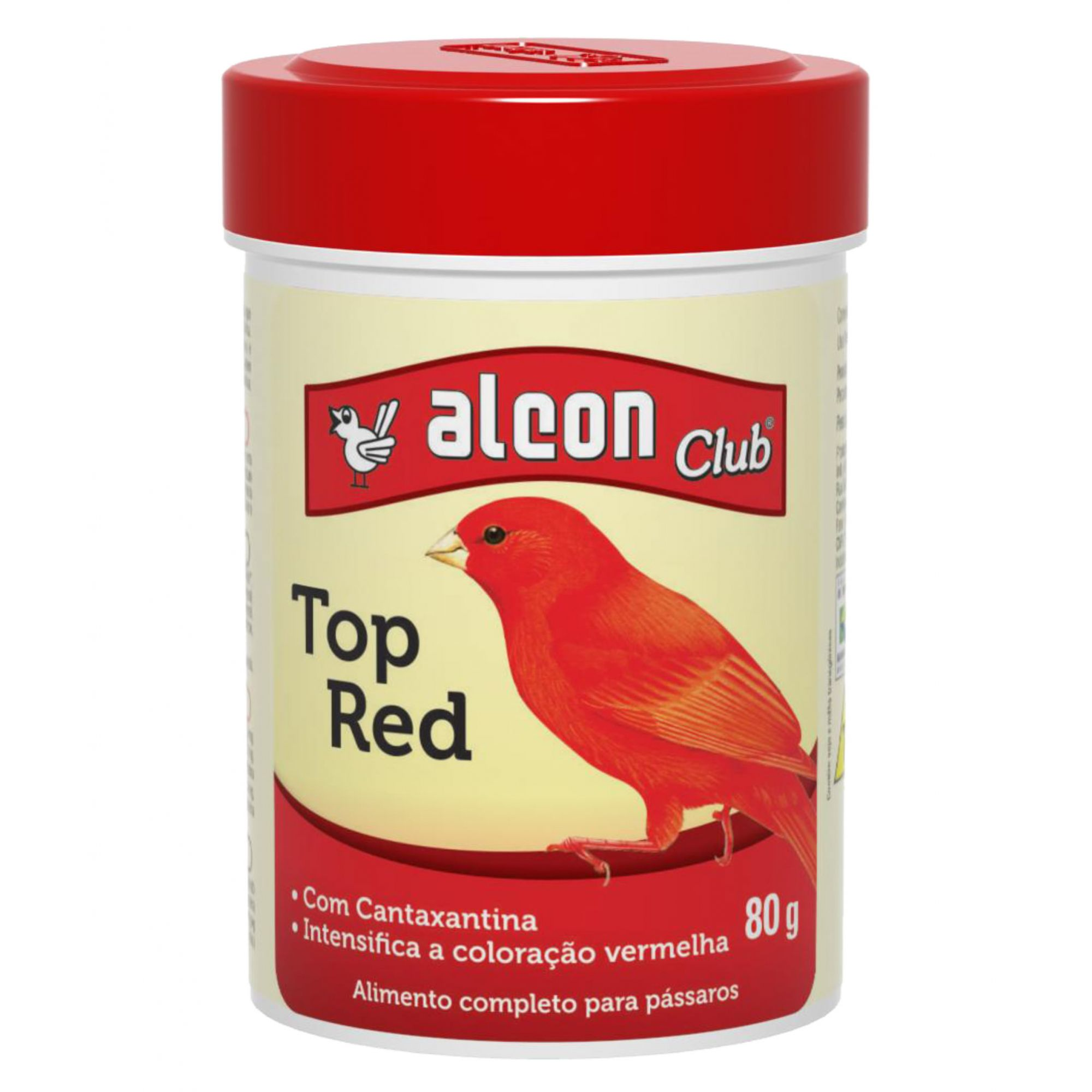 Alcon Club Top Red 80 Grs
