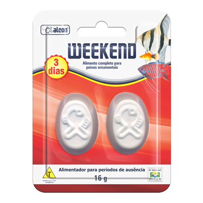 Alcon Weekend 16 Grs (2X3 Dias)