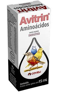 Avitrin Aminoacidos 15 Ml Coveli