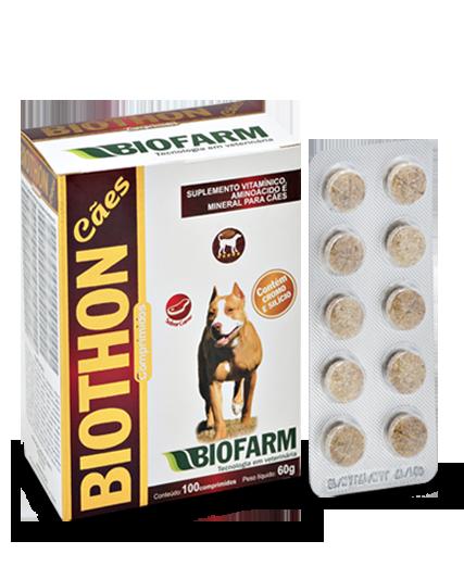 Biothon Caes C/10 Bl X 10 Comprimidos Biofarm