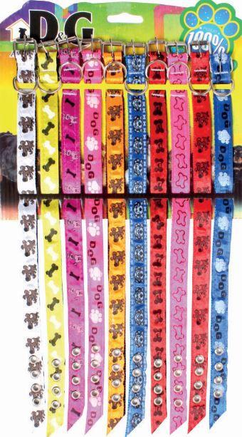 Coleira p/ Cães Grande 40 cm D&G
