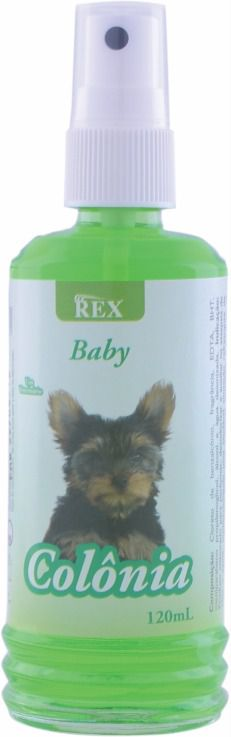 COLONIA REX BABY 120 ML