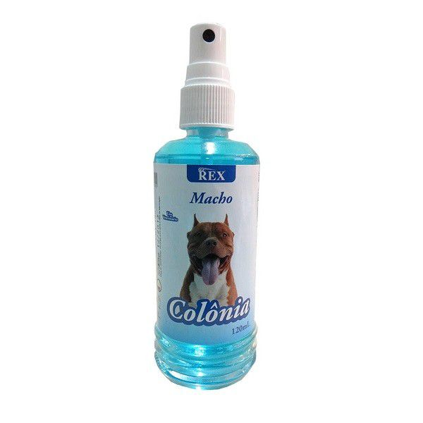 Colonia Rex Macho 120 Ml