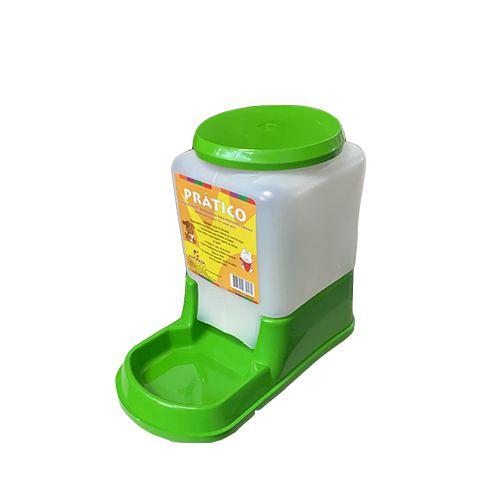 Comedouro Automático Furacão Pet de Plástico