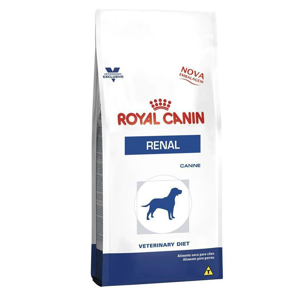 Ração Royal Canin Veterinary Diet Renal para Cães Adultos com Insuficiência Renal