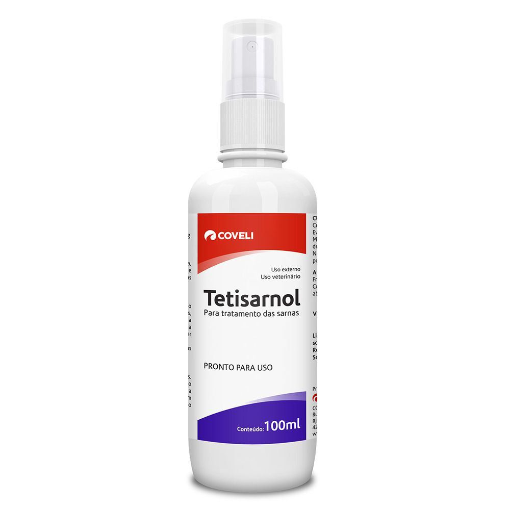 Tetisarnol 100 Ml Coveli