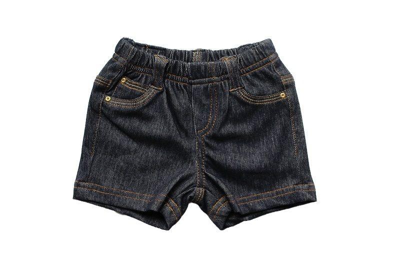 Bermuda Infantil Comfort Jeans Menino BIBE