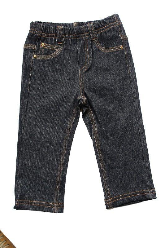Calça Infantil Comfort  Jeans Reta BY BIBE