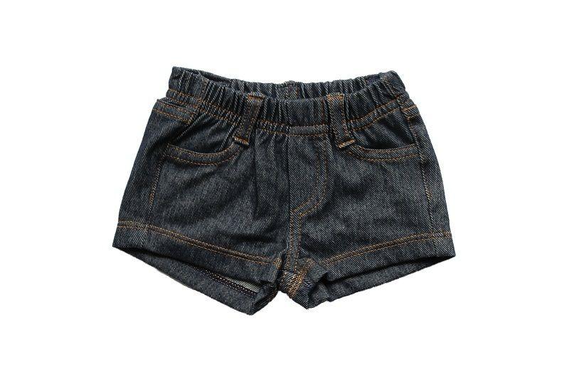 Short Infantil Comfort Jeans Menina BY BIBE