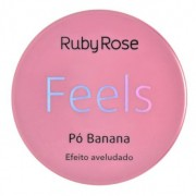 Pó Banana Feels Ruby Rose