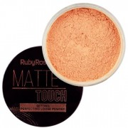 Pó solto Matte Touch Ruby Rose