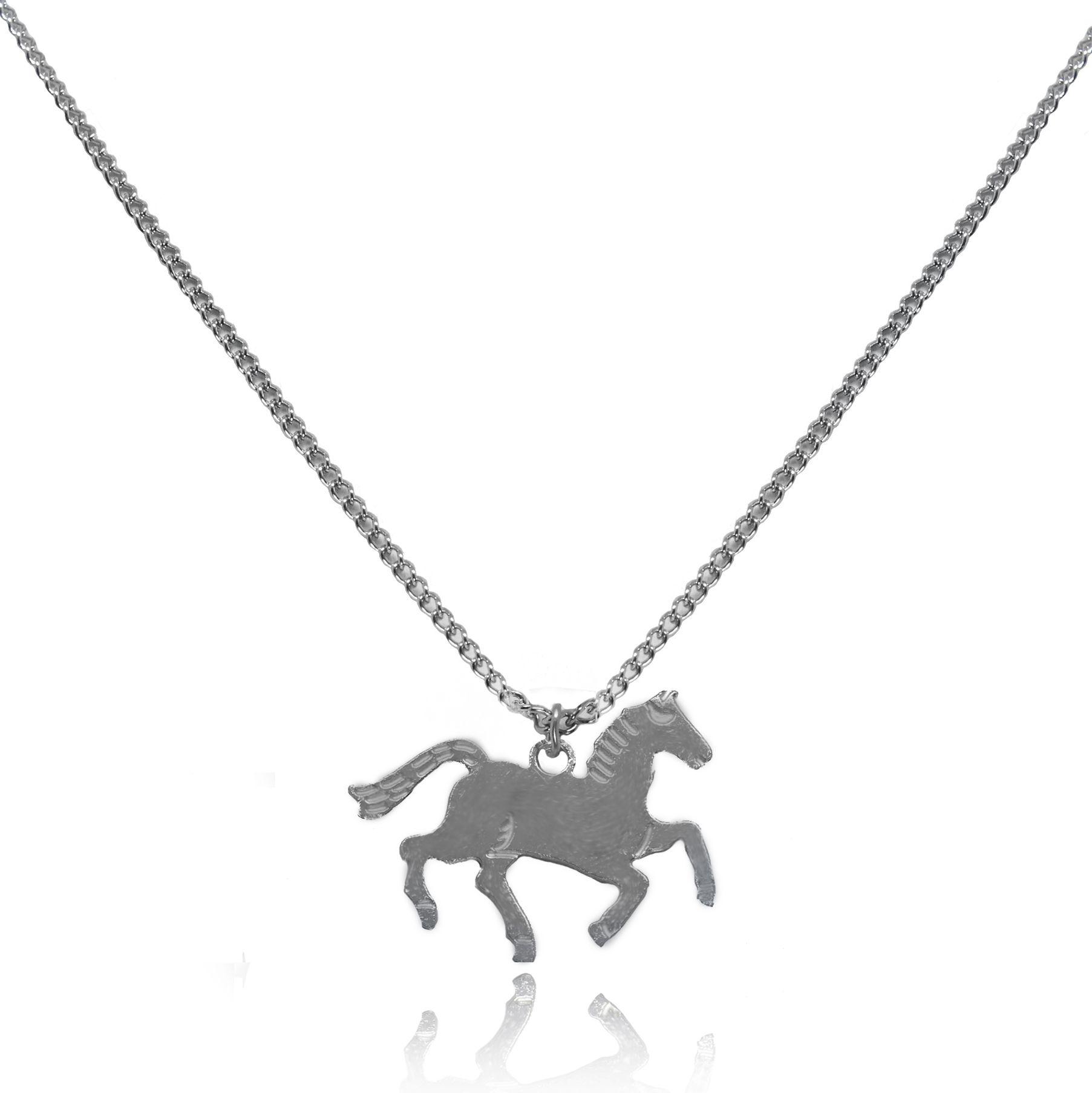 Gargantilha de Cavalo  Aço Inox