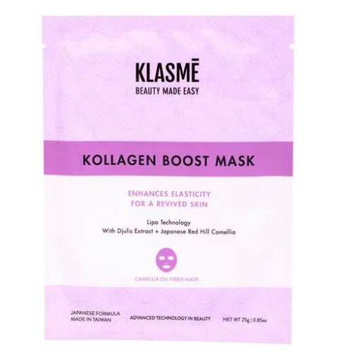 Máscara Facial Kollagen Boost Mask Klasmé - Lunozê Joias