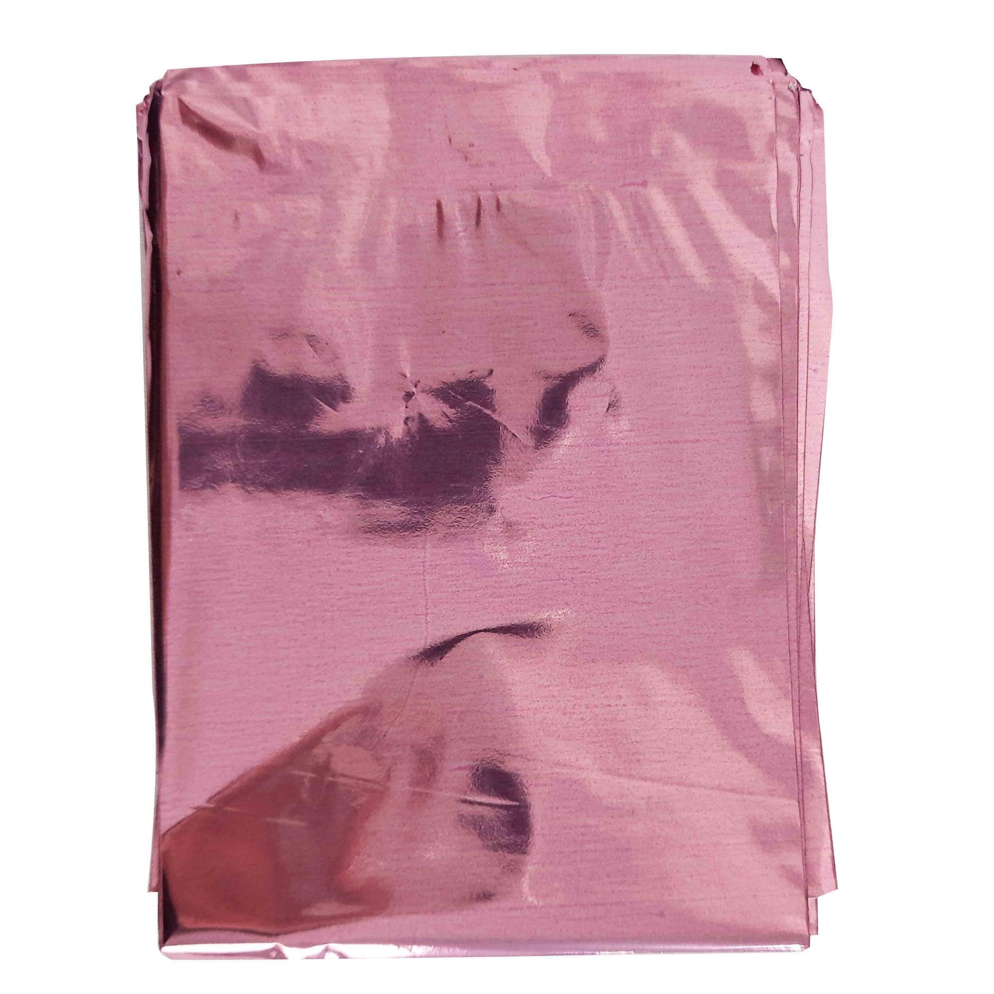Sacos de Presente Metalizado Pacote com 100 unid  - Lunozê Joias