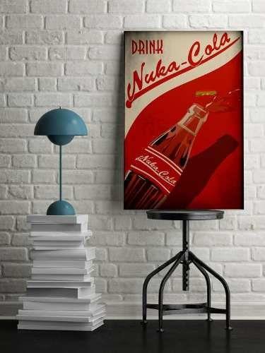 Quadro Poster Decorativo Em Pvc 20x30cm