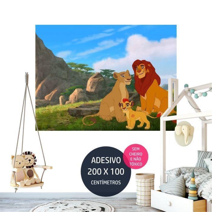 adesivo parede a bela e a fera 3 painel fotos AP0050