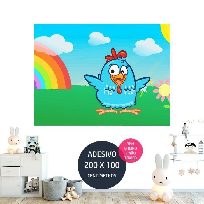 adesivo parede batman lego festa infantil tematica AP0283