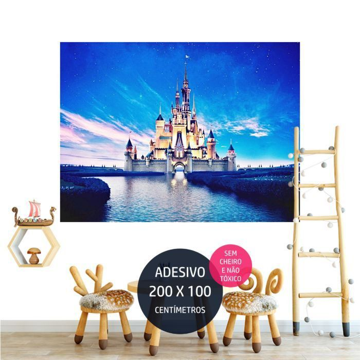 adesivo parede dora aventureira dar09 painel em loja festa AP0658