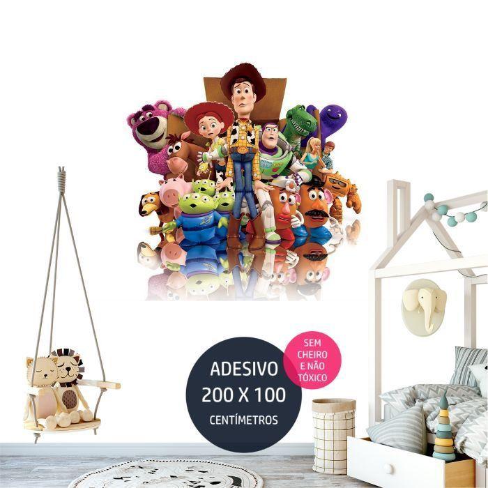 adesivo parede toy story toystory18 quarto festa infantil AP1864