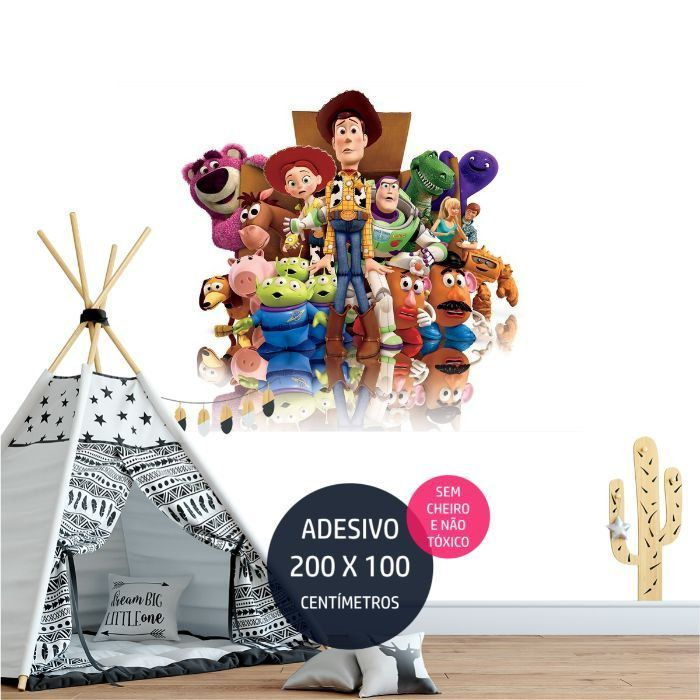 adesivo parede toy story toystory18 quarto festa infantil AP1865