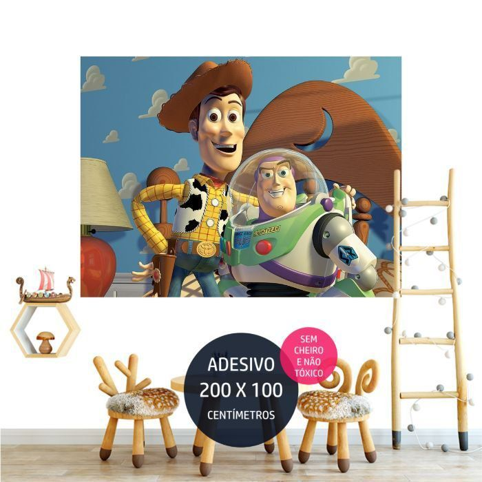 adesivo parede toy story toystory19 adesivo parede infantil AP1867