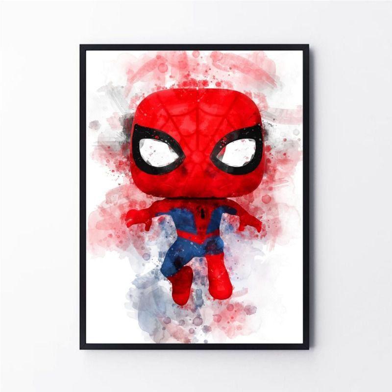 Homem Aranha Spider Man  Vingadores Cute