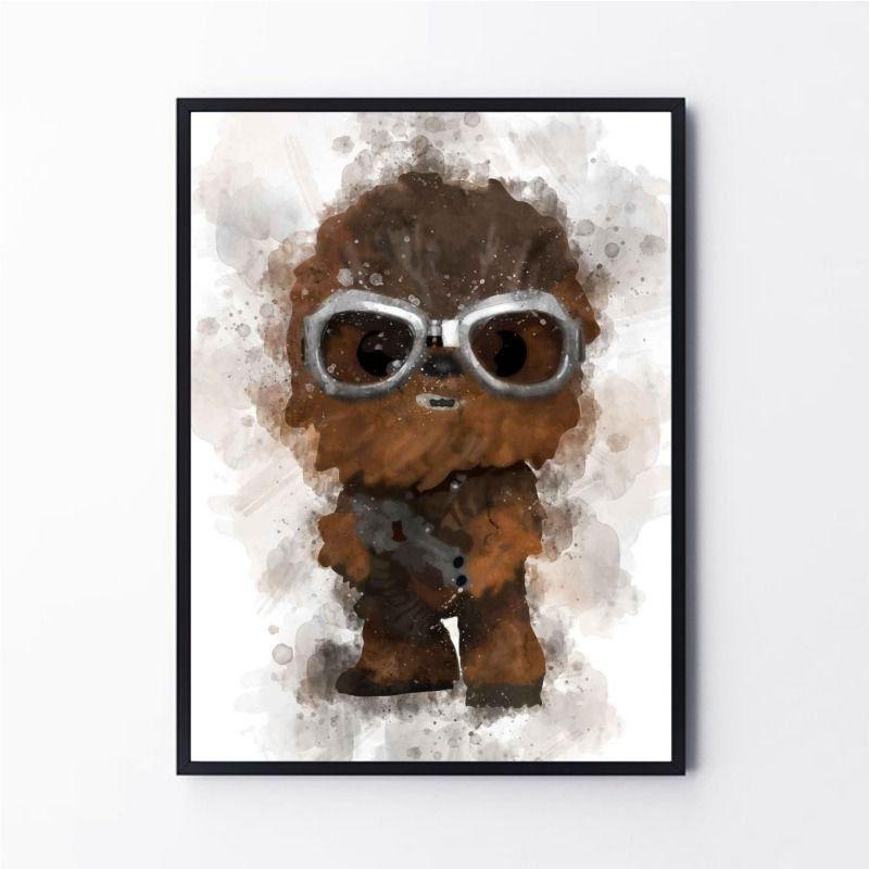 Personagem Chewbacca Star Wars