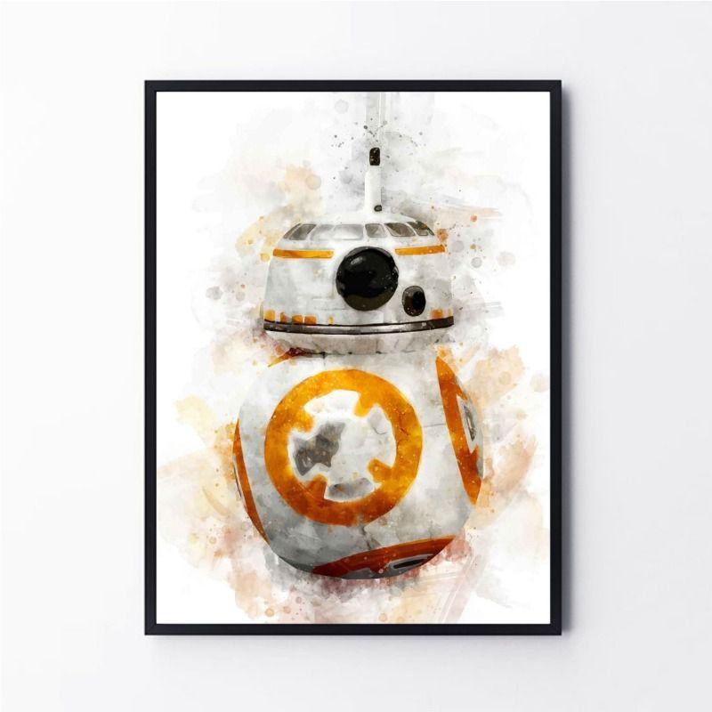 Personagem Star Wars BB8