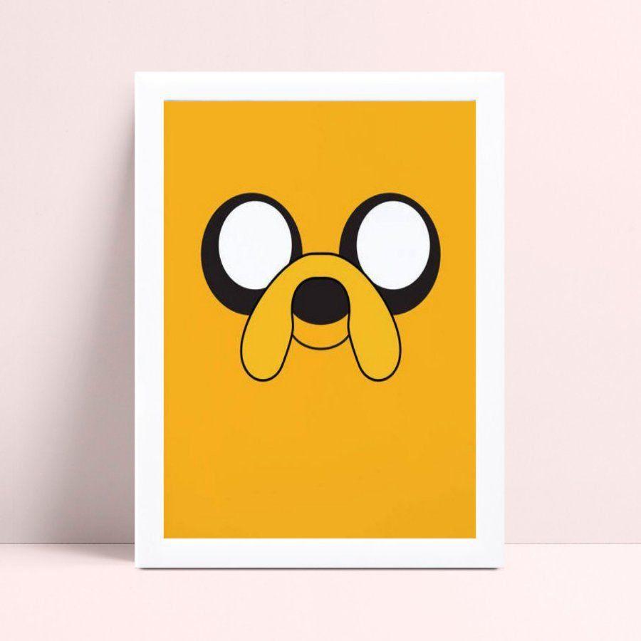 Quadros Quadros Infantil desenho face rosto cachorro