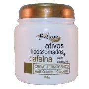 Creme Termogênico com cafeina e ativos lipossomados Bio Exotic
