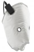 Máscara Térmica Facial Branca - Estek