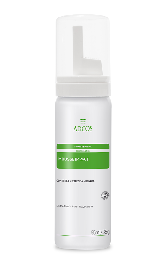 Acne Solution MOUSSE IMPACT 35g/ 55ml - Adcos