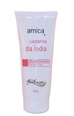 Bálsamo Relaxante Arnica + Castanha da Índia - Bio Exotic