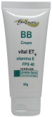 BB Cream FPS 40 com Vital ET e Vitamina E 60g Bioexotic