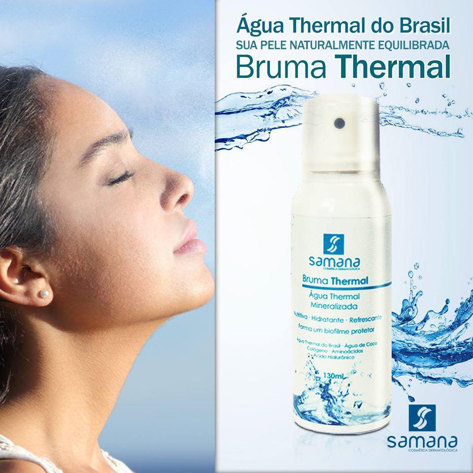 Bruma Thermal - HOME CARE -Samana