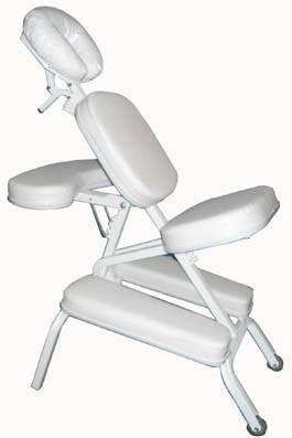 Cadeira para shiatsu com rodizio- Ramsor